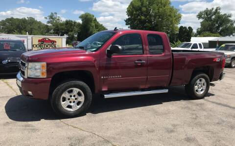 2009 Chevrolet Silverado 1500 for sale at Cordova Motors in Lawrence KS