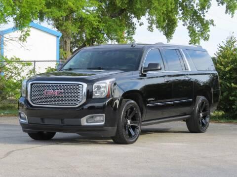 2015 GMC Yukon XL for sale at DK Auto Sales in Hollywood FL