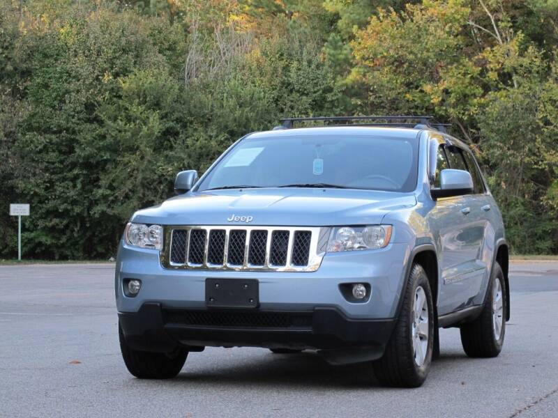 2013 Jeep Grand Cherokee for sale at Best Import Auto Sales Inc. in Raleigh NC
