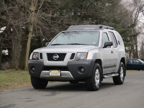 2013 Nissan Xterra for sale at Loudoun Used Cars in Leesburg VA