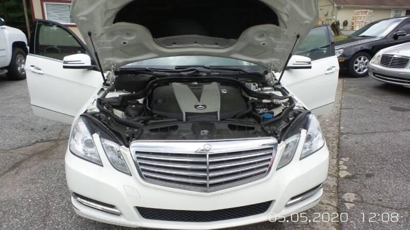 2012 Mercedes-Benz E-Class E350 BLUETEC - Roswell GA