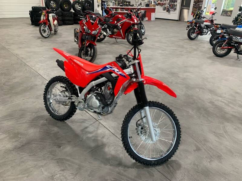 2022 Honda CRF125 for sale at Dan Powers Honda Motorsports in Elizabethtown KY