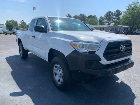 2017 Toyota Tacoma for sale at Thoroughbred Motors LLC in Florence SC