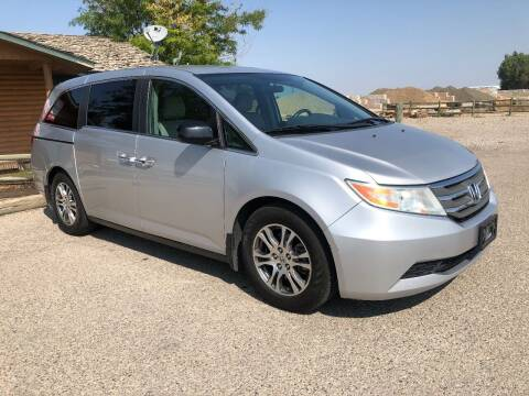 2013 Honda Odyssey for sale at 5 Star Truck and Auto in Idaho Falls ID