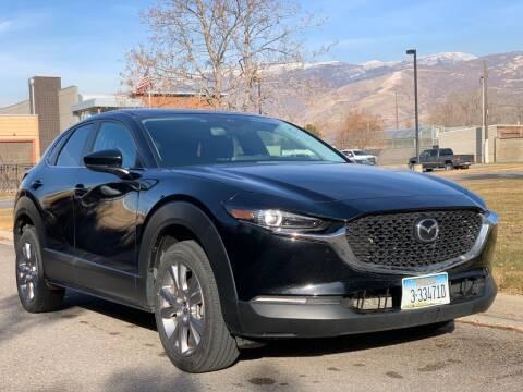 2020 Mazda CX-30 for sale at A.I. Monroe Auto Sales in Bountiful UT
