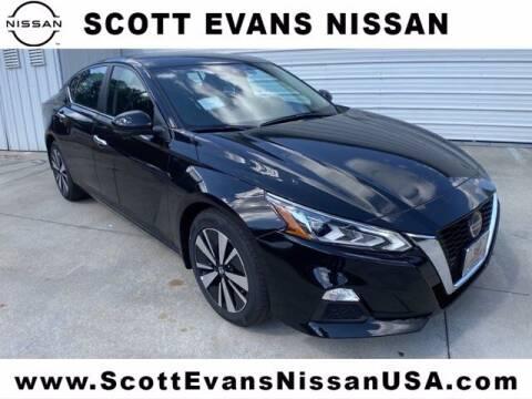 2021 Nissan Altima for sale at Scott Evans Nissan in Carrollton GA