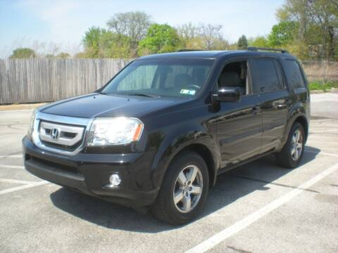 2011 Honda Pilot for sale at 611 CAR CONNECTION in Hatboro PA