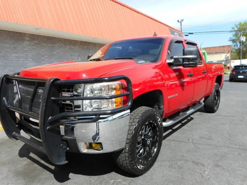2008 Chevrolet Silverado 2500HD for sale at Super Sports & Imports in Jonesville NC