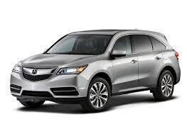 2014 Acura MDX for sale at Capitol Motors in Fredericksburg VA