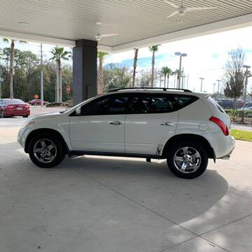 2005 Nissan Murano for sale at Lakeview Motors in Clarksville VA