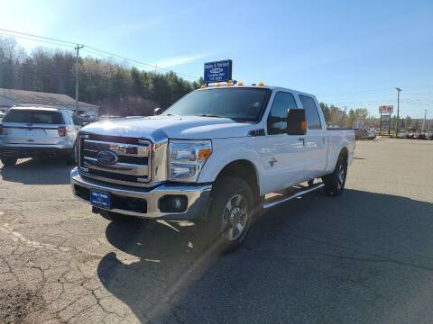 2015 Ford F-250 Super Duty for sale at Ripley & Fletcher Pre-Owned Sales & Service in Farmington ME
