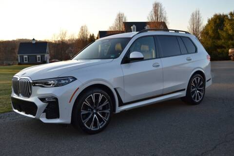 2019 BMW X7 for sale at Blue Line Motors in Winchester VA