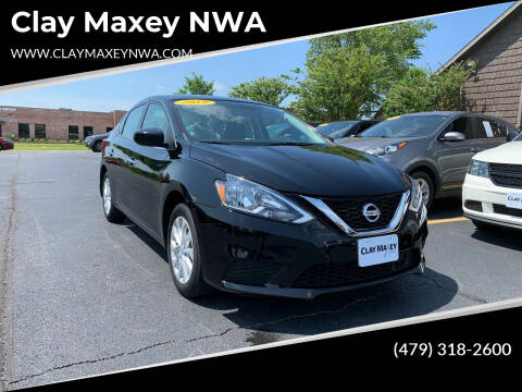 2019 Nissan Sentra for sale at Clay Maxey NWA in Springdale AR