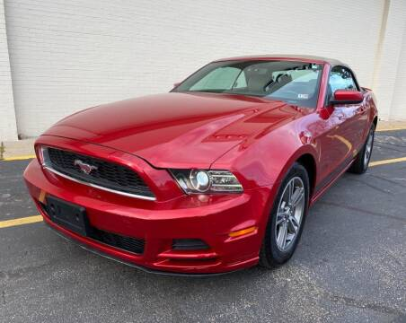 2013 Ford Mustang for sale at Carland Auto Sales INC. in Portsmouth VA