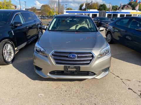 2015 Subaru Legacy for sale at Minuteman Auto Sales in Saint Paul MN