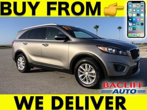 2017 Kia Sorento for sale at Bacliff Auto in Bacliff TX
