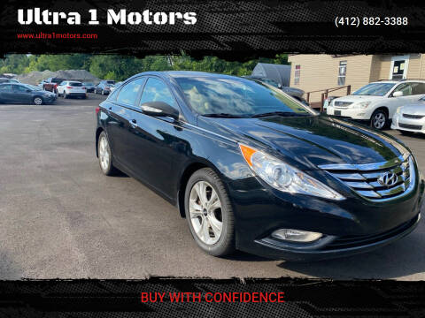 2013 Hyundai Sonata for sale at Ultra 1 Motors in Pittsburgh PA