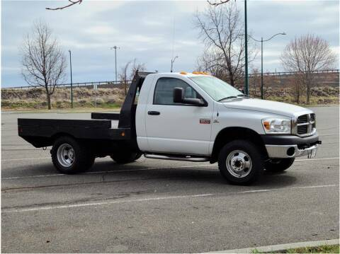 2009 Dodge Ram Chassis 3500 for sale at Elite 1 Auto Sales in Kennewick WA