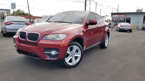 2010 BMW X6 for sale at LA Motors LLC in Denver CO