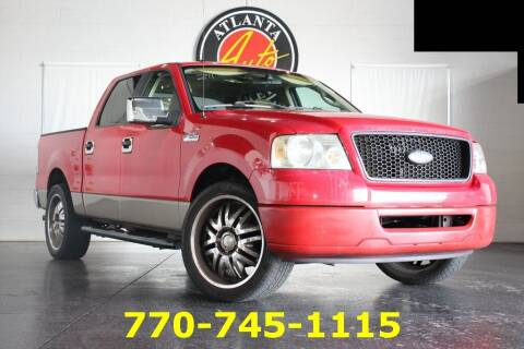 2006 Ford F-150 for sale at Atlanta Auto Brokers in Cartersville GA