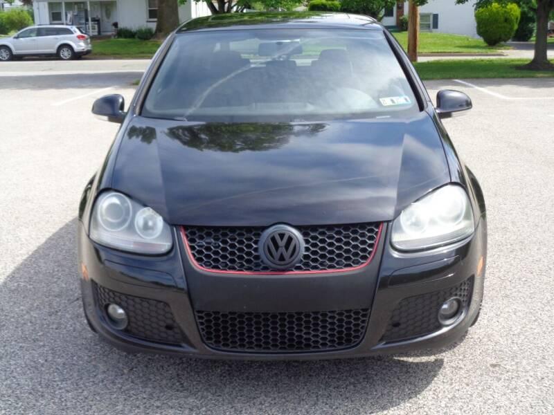 2008 Volkswagen GTI for sale at MAIN STREET MOTORS in Norristown PA