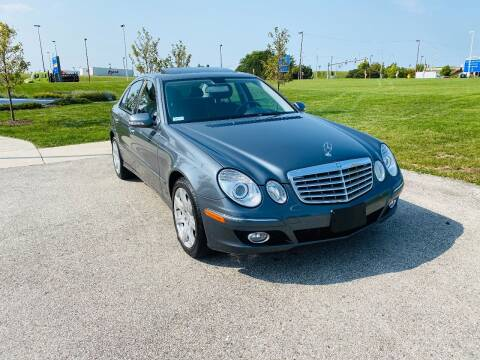 2008 Mercedes-Benz E-Class for sale at Airport Motors in Saint Francis WI