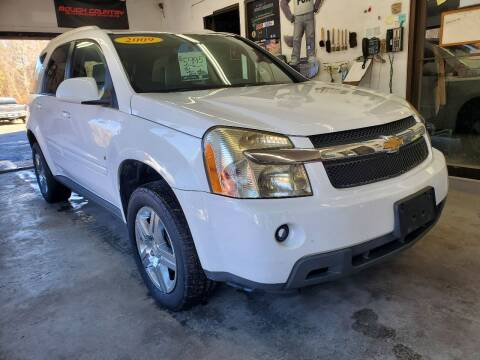 2009 Chevrolet Equinox for sale at Oxford Auto Sales in North Oxford MA