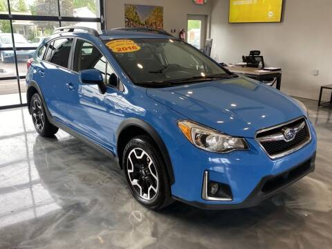 2016 Subaru Crosstrek for sale at Crossroads Car & Truck in Milford OH