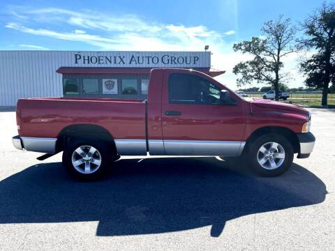 2004 Dodge Ram Pickup 1500 for sale at PHOENIX AUTO GROUP in Belton TX
