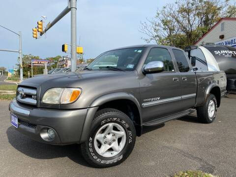 2003 Toyota Tundra for sale at PA Auto World in Levittown PA