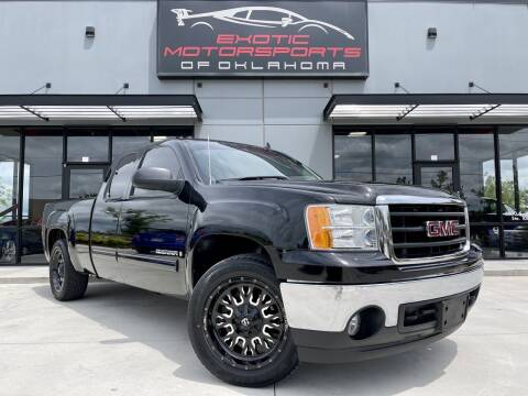 2008 GMC Sierra 1500 for sale at Exotic Motorsports of Oklahoma in Edmond OK