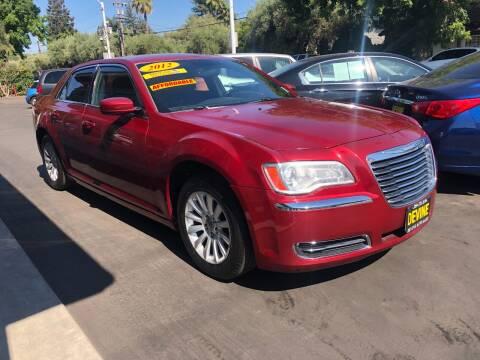 2012 Chrysler 300 for sale at Devine Auto Sales in Modesto CA
