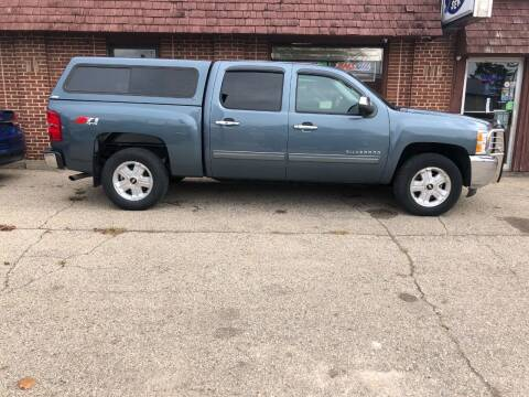 2013 Chevrolet Silverado 1500 for sale at KUDICK AUTOMOTIVE in Coleman WI