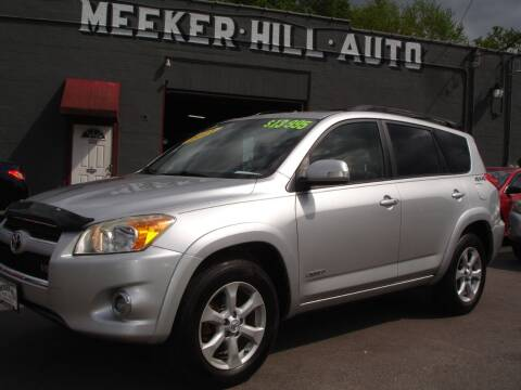 2011 Toyota RAV4 for sale at Meeker Hill Auto Sales in Germantown WI