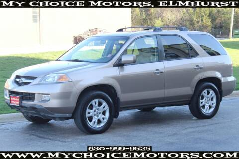 2004 Acura MDX for sale at Your Choice Autos - My Choice Motors in Elmhurst IL