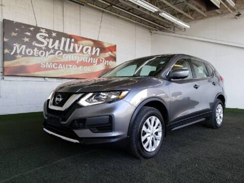 2017 Nissan Rogue for sale at SULLIVAN MOTOR COMPANY INC. in Mesa AZ