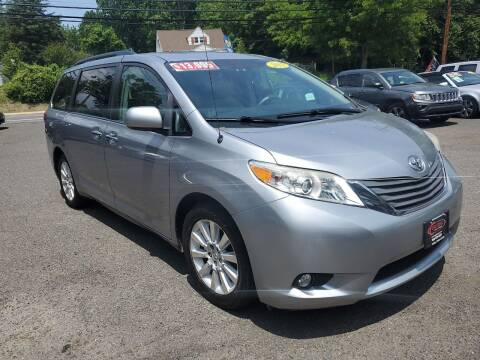 2013 Toyota Sienna for sale at CENTRAL GROUP in Raritan NJ