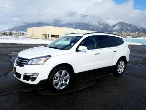 2016 Chevrolet Traverse for sale at Painter's Mitsubishi in Saint George UT