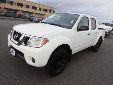 2016 Nissan Frontier for sale at Karmart in Burlington WA