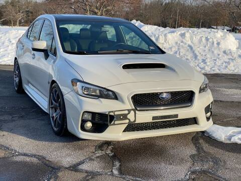 2015 Subaru WRX for sale at Choice Motor Car in Plainville CT