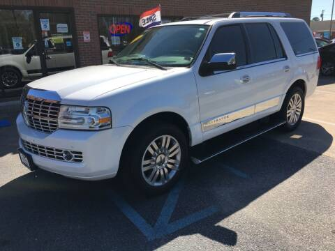2011 Lincoln Navigator for sale at Bankruptcy Car Financing in Norfolk VA