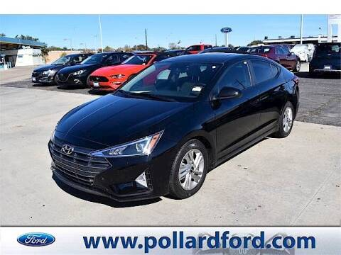 2019 Hyundai Elantra for sale at South Plains Autoplex by RANDY BUCHANAN in Lubbock TX