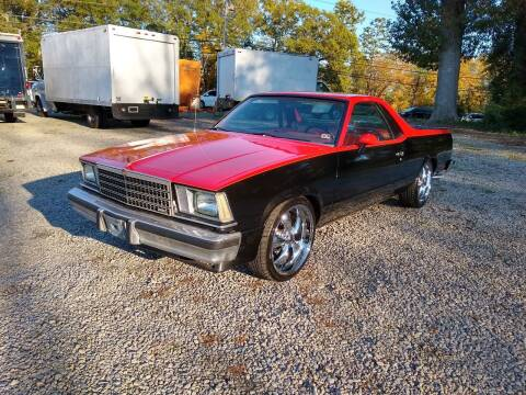 1979 Chevrolet El Camino for sale at James River Motorsports Inc. in Chester VA