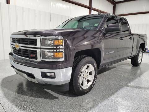 2015 Chevrolet Silverado 1500 for sale at Hatcher's Auto Sales, LLC in Campbellsville KY