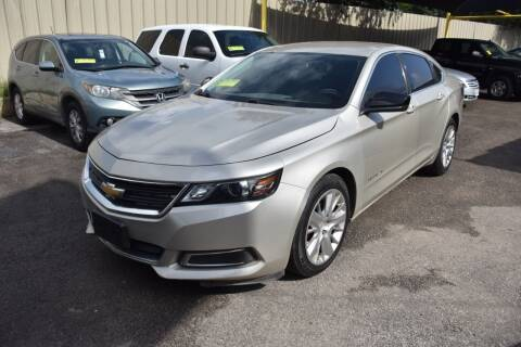 2014 Chevrolet Impala for sale at Midtown Motor Company in San Antonio TX