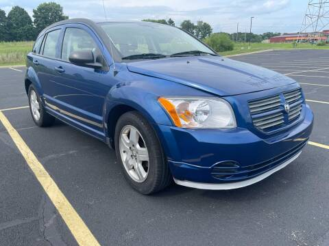 2009 Dodge Caliber for sale at Quality Motors Inc in Indianapolis IN