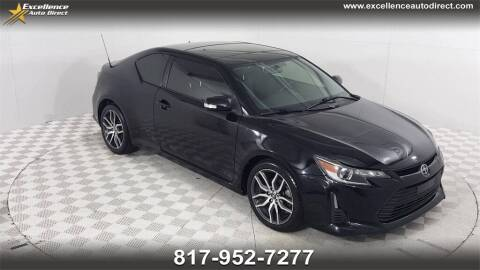 2016 Scion tC for sale at Excellence Auto Direct in Euless TX