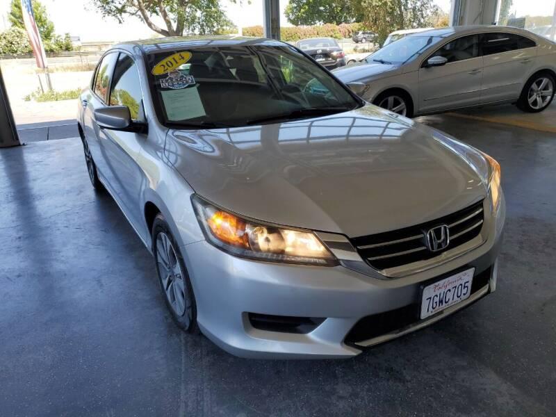2014 Honda Accord for sale at Sac River Auto in Davis CA