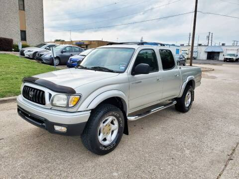 2004 Toyota Tacoma for sale at DFW Autohaus in Dallas TX