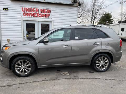 2013 Kia Sorento for sale at Car VIP Auto Sales in Danbury CT